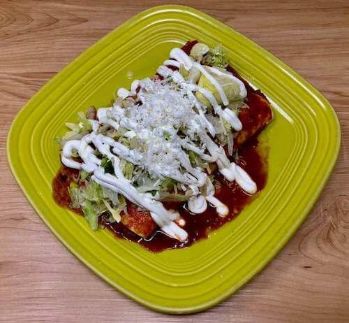 Burrito Deluxe