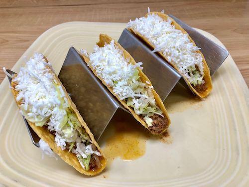 Order of Hard Tacos