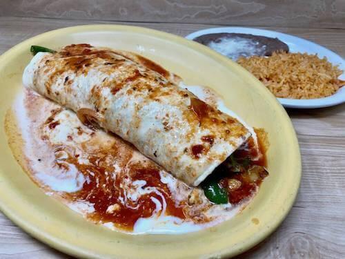 Burrito Texano